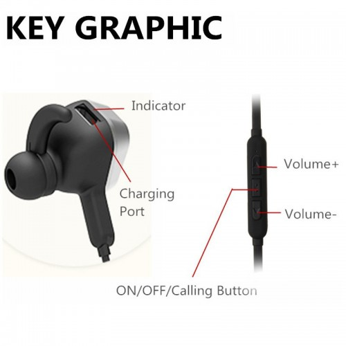 Buy Remax Rm S2 Magnet Sports Bluetooth Headset At Best Store Online Shopping In Pakistan Shoppingclub Pk